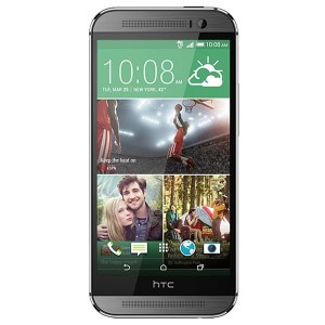 Front of HTC One M8