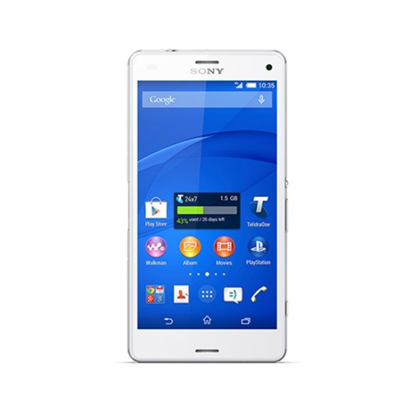 can sony xperia z3 compact verizon wireless then I've had